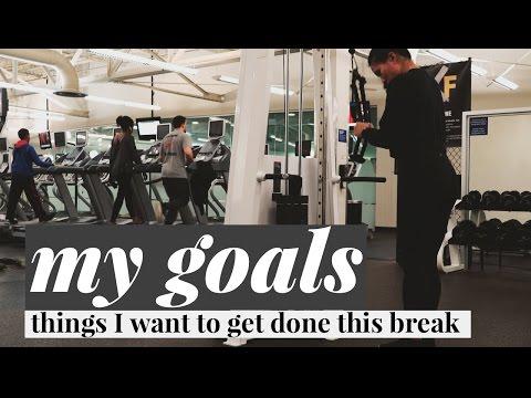 My Winter Break Goals! | 3rd Year of Medical School Vlog | VLOGMAS 11