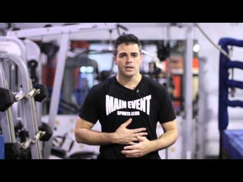 How to Run for a Flat Stomach : Fitness & Muscle Development