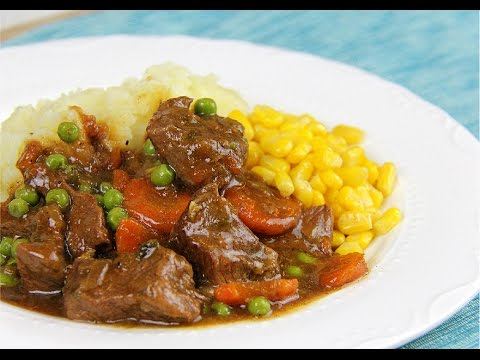 Amazing Beef With Gravy Recipe.