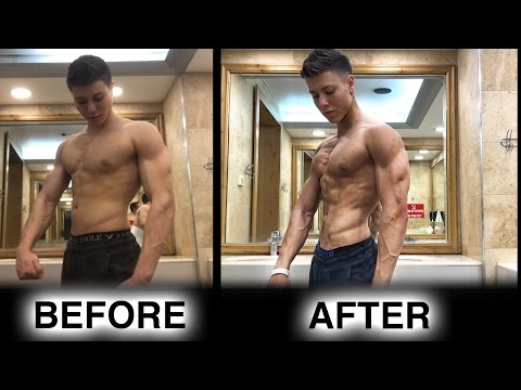 Summer Shreds - How To Lose Body Fat | 13lbs in 3 Weeks !!