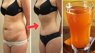 In 3 Days Loss Your Weight Super Fast | Just Drink This Before Bedtime and Lose Weight Overnight