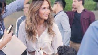 Jennifer Lopez - Papi [Behind The Scenes]