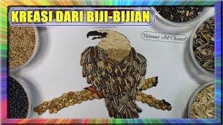 88+ Gambar Kolase Hewan Burung Dari Biji Bijian Gratis Terbaru