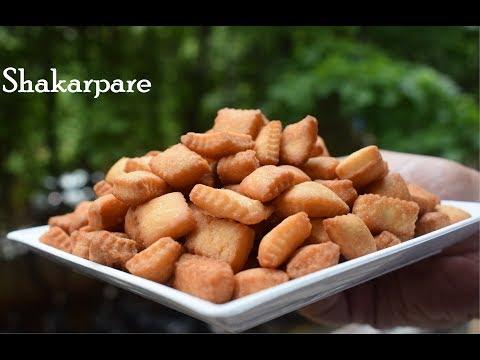 Diwali Special Recipe  Shakarpara recipe  Sweet Shakarpare  Shankarpali  Meethi Nimki  Suvali recipe