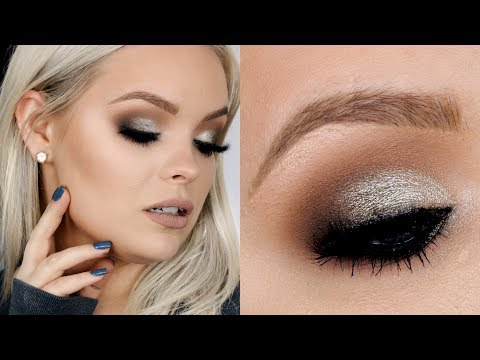 Cool Toned Fall Smokey Eye Makeup Tutorial