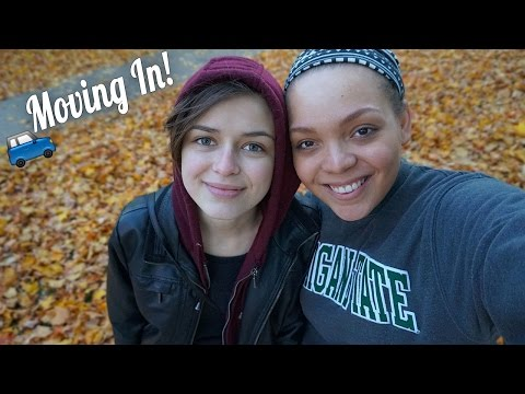 MOVING IN WITH MY GIRLFRIEND! (Ending Our LDR)