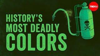 historys deadliest colors j v maranto
