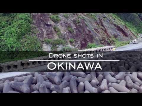 Drone shots Okinawa | Travel Vloggers | Japan