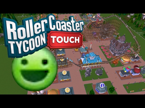 [OLD] How To Redesign Or Design Your Park | RollerCoaster Tycoon Touch | RCT Touch