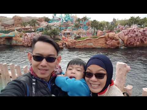 TTAA Japan Trip Day 3: Disneysea
