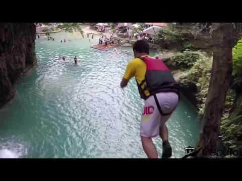 Canyoneering in Badian Cebu by Cebu Tours