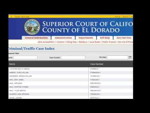 100% Free Criminal Records Search