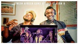 Afreen Afreen Coke Studio Season 9 | Reaction by Crazy Squad