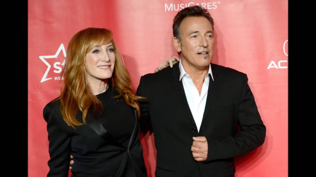 Bruce & Patti ~ Tougher Than The Rest