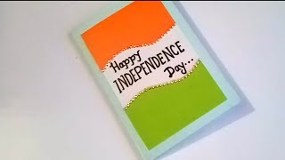 How to make republic day greeting card at home videos ytube how to make greeting card idea for independence day republic day m4hsunfo