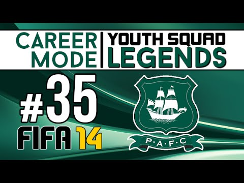 PS4 | FIFA 14 Career Mode | Youth Squad Legends 5 | Ep. 35