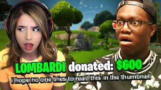 Pokimane+Funniest+Donations+(TEXT+TO+SPEECH)+Compilation Videos