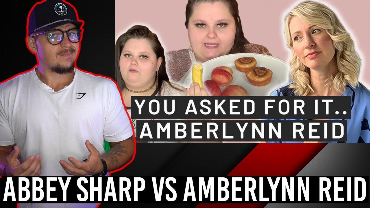 Abbey Sharp Vs Amberlynn Reid... (Oh No)