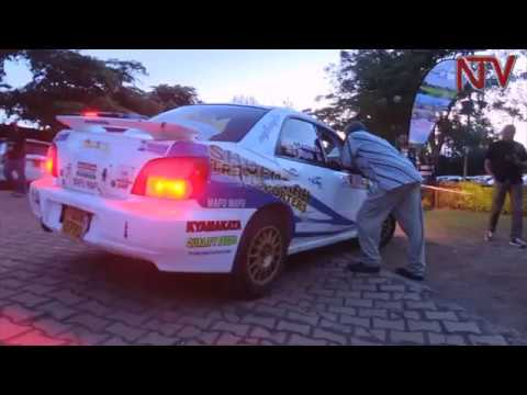 34 drivers to take part in Fortportal rally