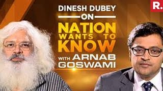 Whistleblower Dinesh Dubey Speaks To Arnab Goswami #NiravGate | Nation Wants To Know