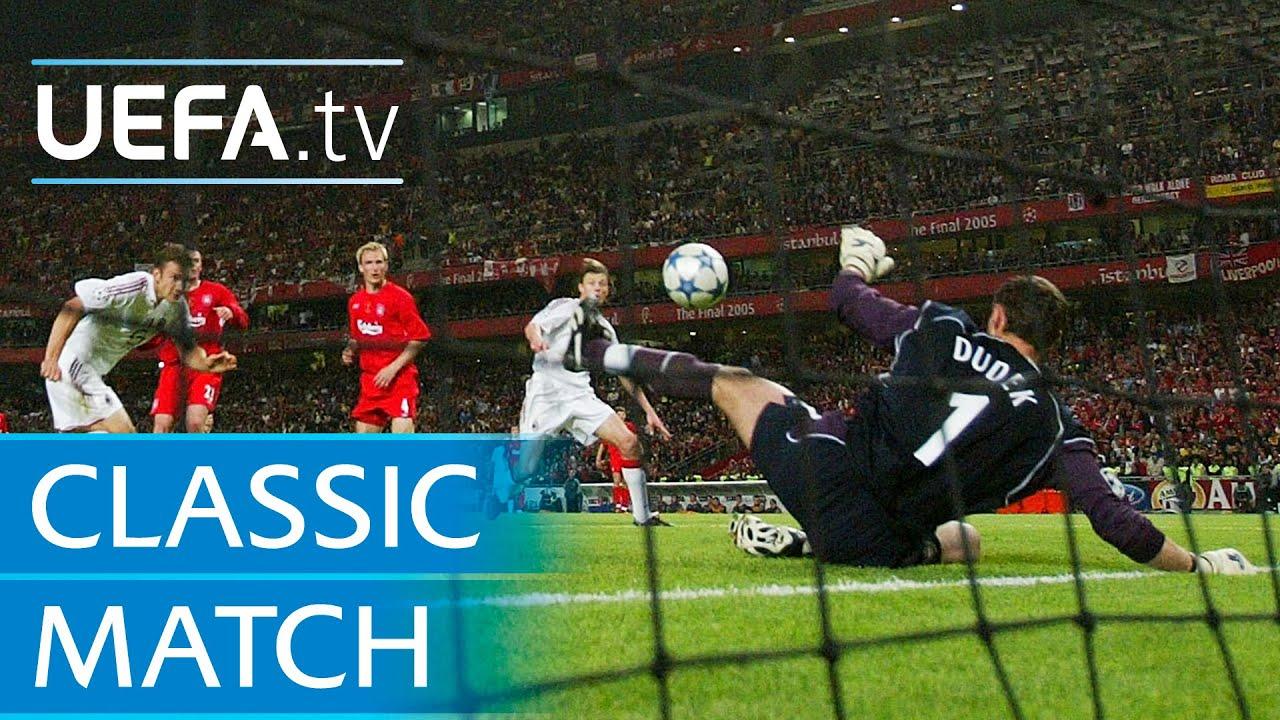 Dudek, Shevchenko and Ancelotti on Istanbul miracle