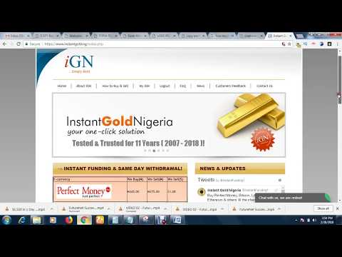 How To Buy Perfect Money Fund In Nigeria, Worldwide, PM Fund