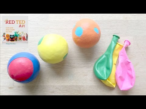 How to Make Balloon Juggling Balls (Stress Balls)