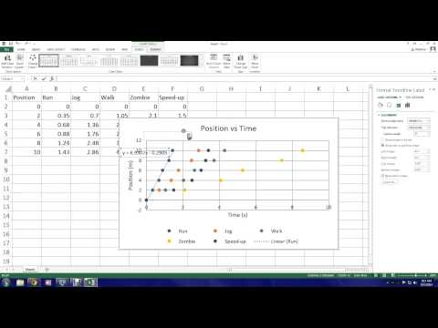 Excel 2013 - Manually adding multiple data sets to scatter plot
