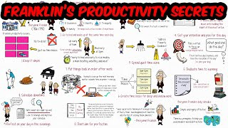 10 Secrets From Benjamin Franklin's Daily Schedule that Will Double Your Productivity