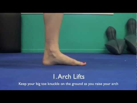 Strengthening Your Feet For Pointe   720p