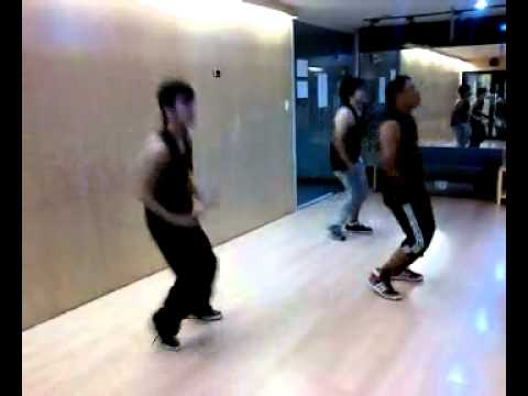 Our New Zumba Dance @ LEVEL X FITNESS MAKATI
