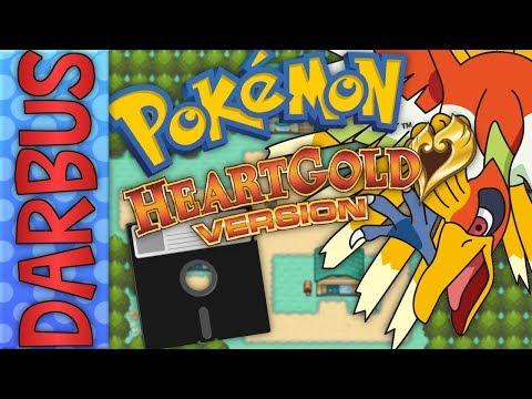 Exploring An Used Pokemon HG Save File!!