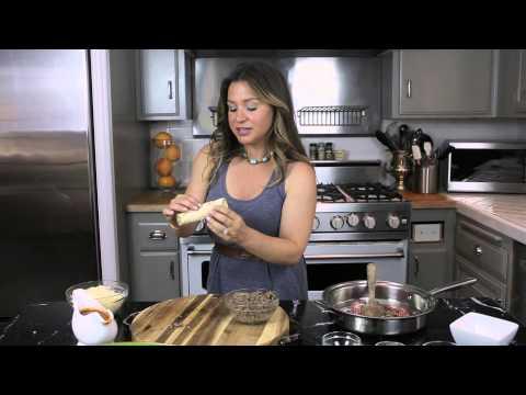 How-to: Ground Beef Enchiladas : Enchiladas, Tamales & More