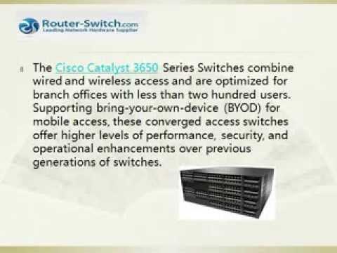 Wonderful Cisco Catalyst Layer 3 3650 Switch