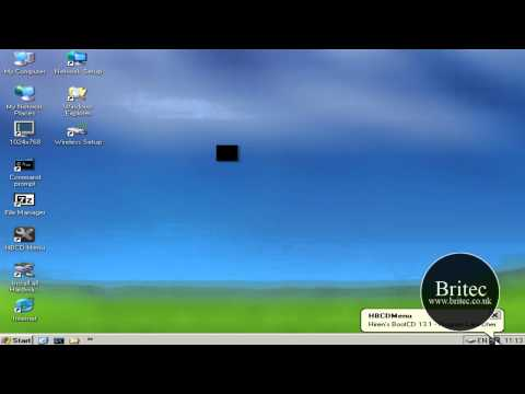 Recover XP and Vista Product Key from Dead or Unbootable Windows by Britec