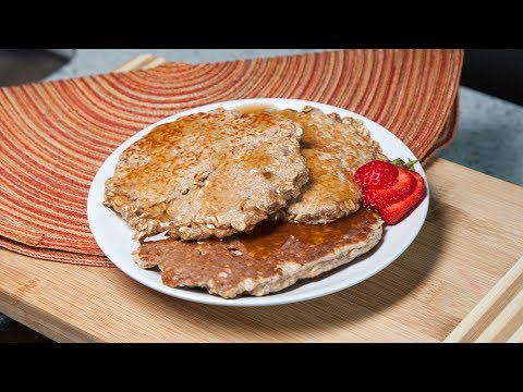 Oatmeal Protein Pancakes   Quick Healthy Recipes