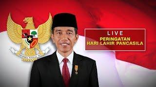 Live Streaming! Presiden Jokowi dalam Upacara Peringatan Hari Lahir Pancasila