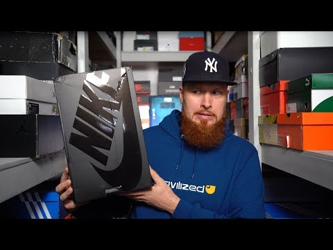 The WORST Supreme Nike Sneaker Of All Time?!