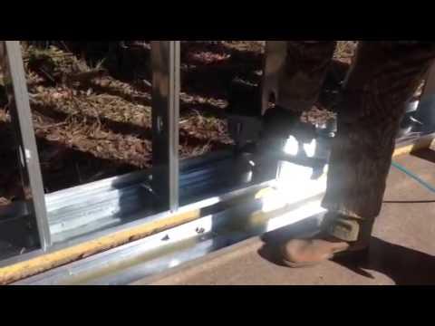 NPCT-3025 on Steel Track Application