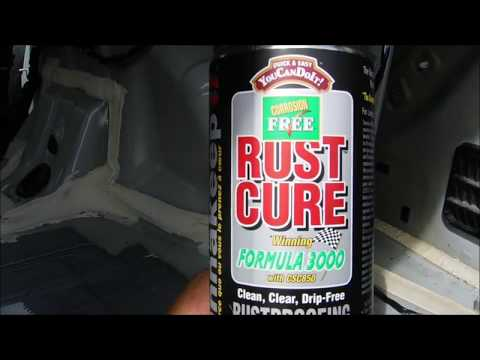 Ford Fusion Rust Protection Like This Will Make It Be Rust Free For Years To Come