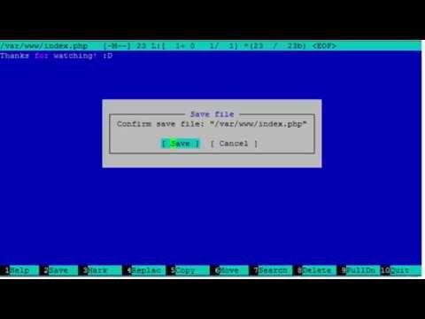 Install Midnight Commander to Ubuntu Server 12.04