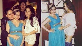 Kareena Kapoor & Sara Ali Khan CAN