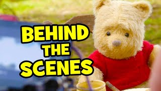 CHRISTOPHER ROBIN Behind-The-Scenes Songs, Scenes & Movie B-Roll