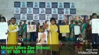 Fathers Day Celebration At Mount Litera Zee School Sivagangai