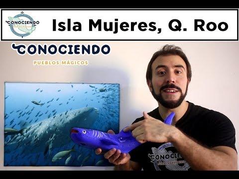 ISLA MUJERES, QUINTANA ROO #7.1 - Conociendo Pueblos Mágicos