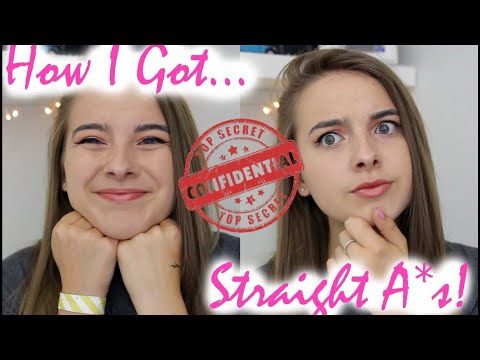 HOW I GOT ALL A*S (8 + 9s) AT GCSE! | Tips ALL Students NEED to know for GCSEs 2017 and 2018!