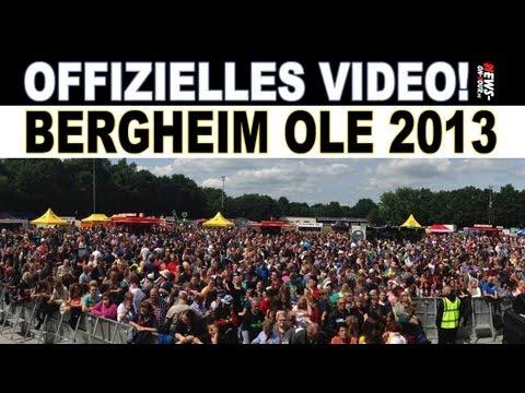 Bergheim Ole 2013 | Interview: Markus Krampe - Next Step: Rhianna? / David Guetta?