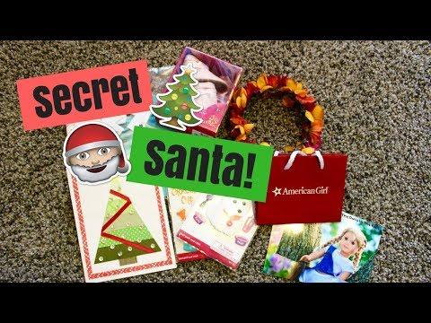 OPENING MY SECRET SANTA PACKAGE! | Swap with AGtubers!