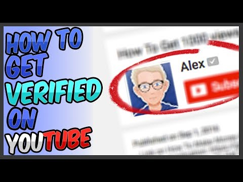 How To Get YouTube Verified (Verification Badge)