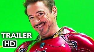 AVENGERS: Infinity War Funny Bloopers (2018) Robert Downey Jr. Movie HD